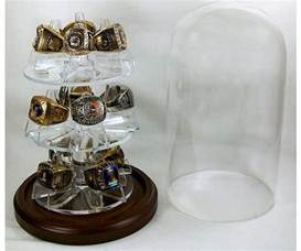 Locking Wall Cabinet Ring Dome Shelf Display Case Usa Display Case Co