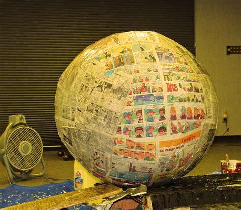 How To Make Paper Mache Balls - ubru at home buy paper mache
