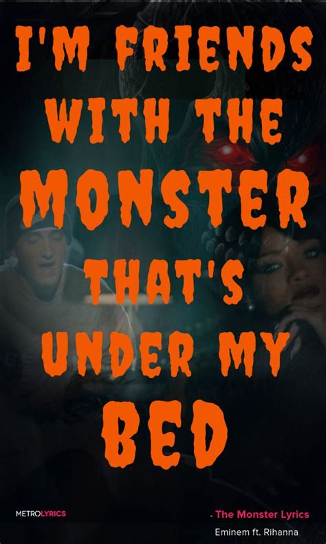 monster under my bed lyrics 1000 ideas about monster under the bed on pinterest