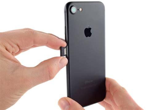 iphone 7 sim card replacement ifixit repair guide