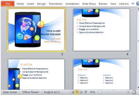 Best Free Technology Powerpoint Templates Best Powerpoint Templates Technology