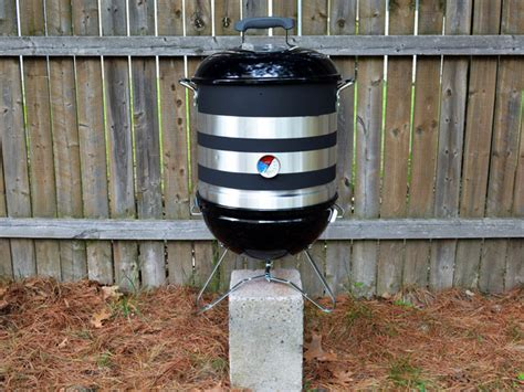 diy backyard smoker how to build a backyard bbq smoker from common materials