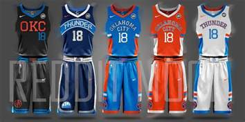 thunder digest nba changing traditional home and away