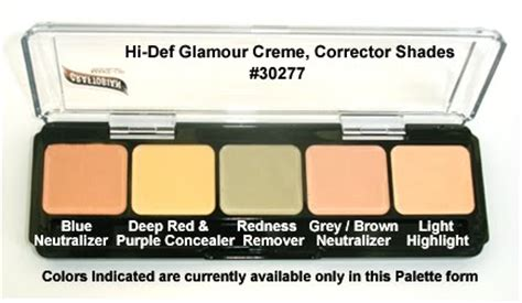 what color should your concealer be correcting concealing blemishes