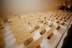 the savvy diy wine cork place card holders