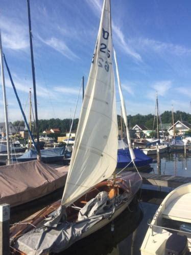 open houten zeilboot open zeilboot hout advertentie 775703