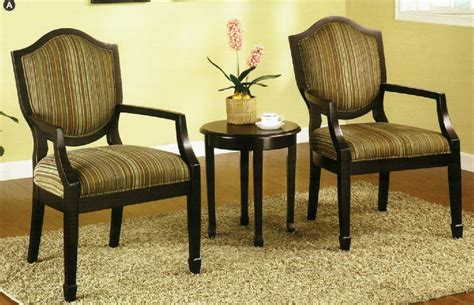 accent table and chairs set 3 pc set of 2 accent chairs table furniturendecor com