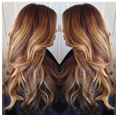 best blonde caramel highlights with ombre hair style vote our cone zone
