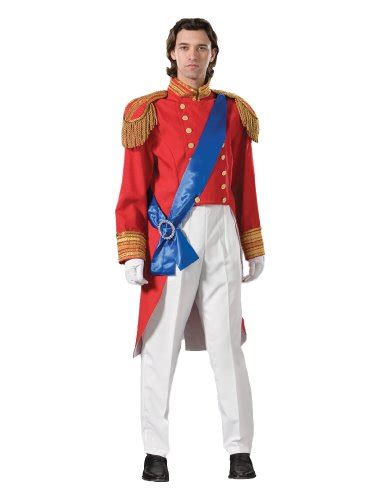 mens irish guard prince royal wedding costume large