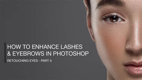 how to make doodle on photoshop how to add and enhance eyelashes and eyebrows in photoshop