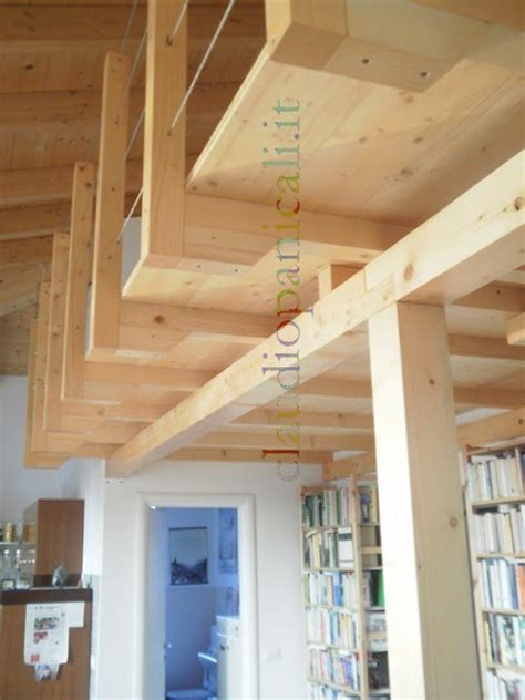 soppalco in legno o ferro rivestiti prezzi perch 233 un soppalco in legno su misura falegname su