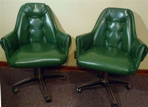 Green Leather Swivel Recliner Chairs 67 Best Images About Unique Antiques On