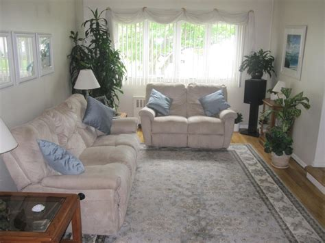 beige and grey living room modern house