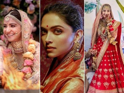 after anushka and deepika priyanka chopra finally takes up fitness challenge pastel pink lehenga or traditional red one bridal style