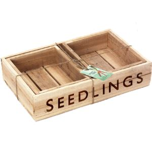 Garden Accessories Gifts Seed Trays Dapperjacs Gardening Gifts And Designer