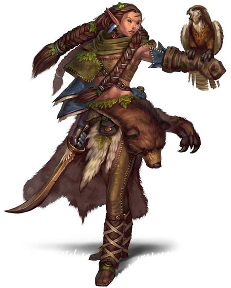 182 best images about rynduil wood elf druid on pinterest