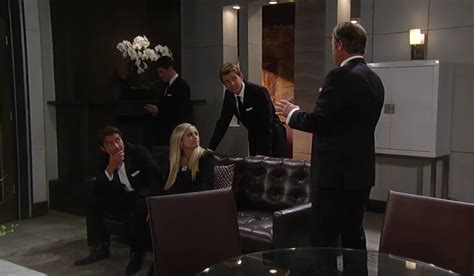 general hospital ned and olivia gh recap after a few tribulations ned and olivia head