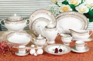 waterproof white porcelain dinnerware sets yx 04c for