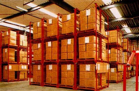 warehouse layout and design block stacking method of arranging pallets in the warehouse warehouse