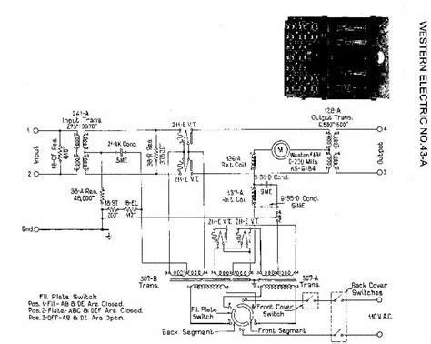 Power Lifier Ev vintage power lifier schematics get free image about