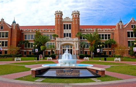 florida state the top 10 best landscaped colleges south