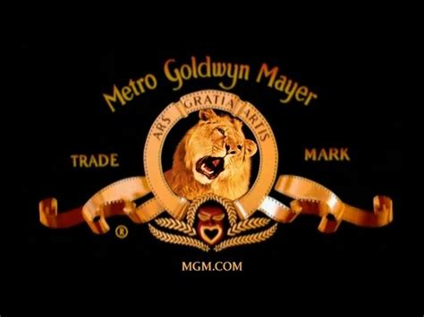 Metro Goldwyn Mayer Logo 1939 Cadillac Mgm Intro Template
