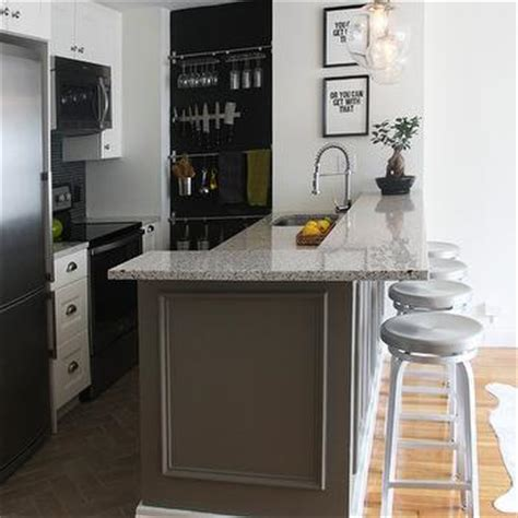 25 space saving small kitchens and color design ideas for white shaker cabinets at home depot galley kitchen with