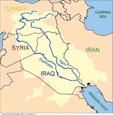 world map rivers tigris tigris and euphrates map slowcatchup
