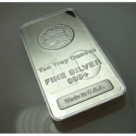 10 ounces of silver value silver bullion bars coins gold coins