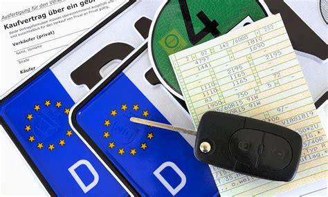 Was Kostet Auto Anmelden by Auto Online Anmelden Zulassen I Kfz Das Sind Die Kosten
