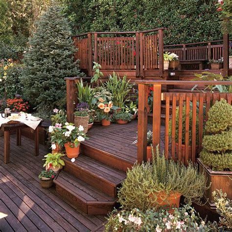 Garten Stufen Anlegen by Hanggarten Anlegen Holzdeck Terrassenbau Stufen