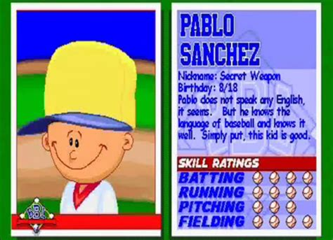 backyard baseball kids where are they now what the backyard sports kids would be