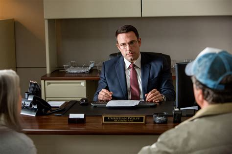 the accountant the accountant review ben affleck thriller doesn t add