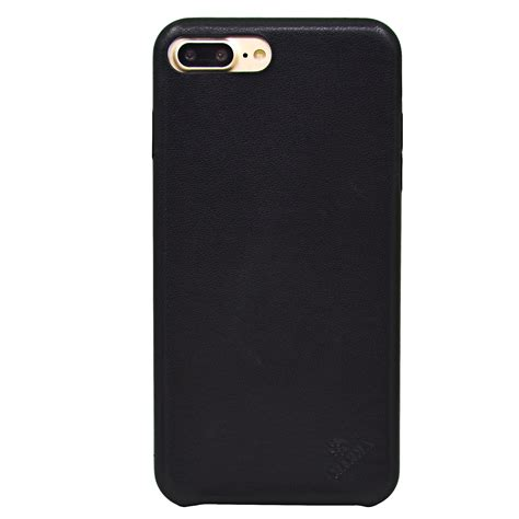 Iphone 7 Leather Back Cover leicke manna iphone 8 plus iphone 7 plus leather back