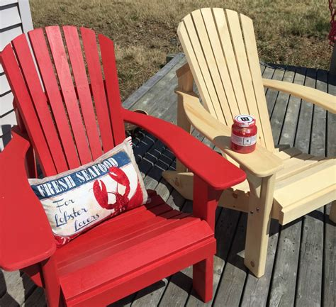 how to stain adirondack chairs 12 outdoor furniture makeovers easier than you think