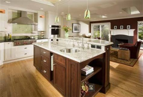 kitchen design plans with island furniture kitchen island afreakatheart