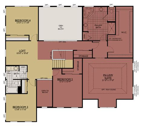 william ryan homes floor plans interactive floorplan william ryan homes jensen model