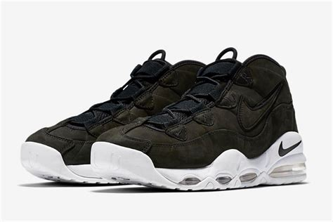 black uptempo how to buy the nike air max uptempo black pack photos