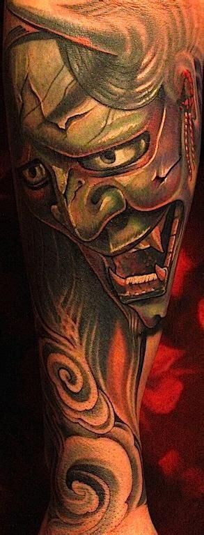 tattoo oriental hanya 1000 ideas about hannya mask tattoo on pinterest