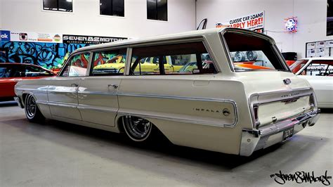 1964 impala wagon parts sold 1964 rhd chevy impala wagon seven82motors