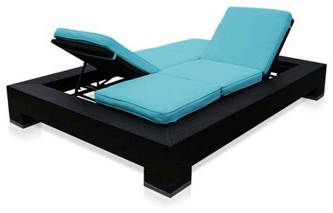 outdoor duo convertible lounger patio furniture and