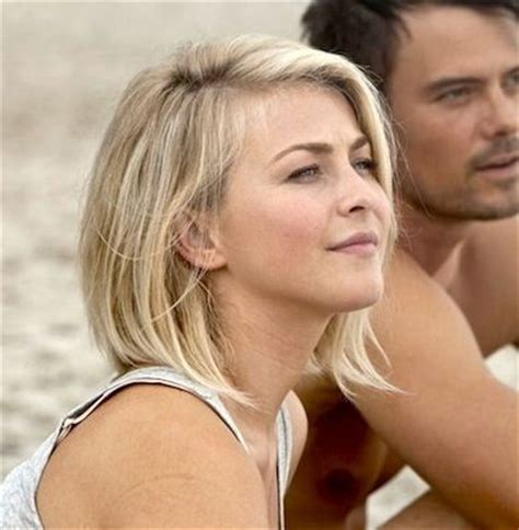 julianne hough bob haircutcut safe haven 2014 permanent hair straightening method at home bobs safe