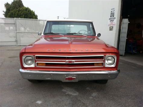 sell new 68 chevy truck 1968 chevrolet up truck in