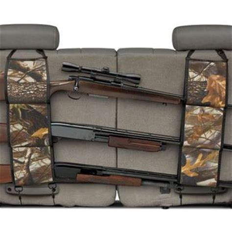 Seat Gun Rack by Classic Accessories 174 Seat Back Gun Rack From Carid