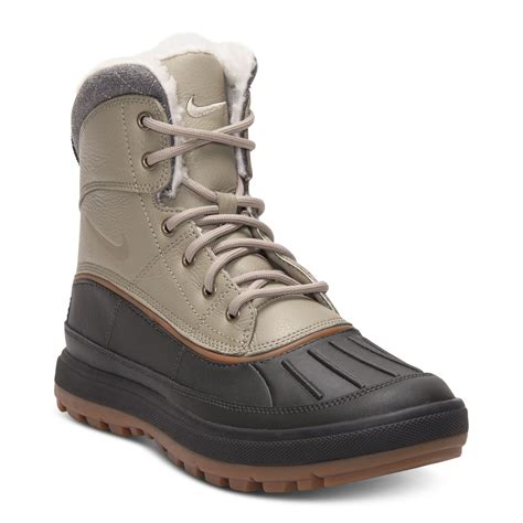 nike boot for nike woodside ii outdoor boots in black for bamboo
