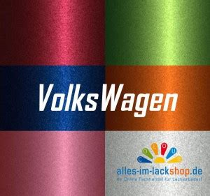 Metallic Lack Mit Spraydose Lackieren by Vw Volkswagen Farbcode Metallic Basislack Autolack 100ml
