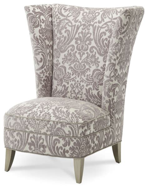 High Arm Chair Design Ideas Overture High Back Chair Transitional High Chairs And Booster Seats By Carolina Rustica