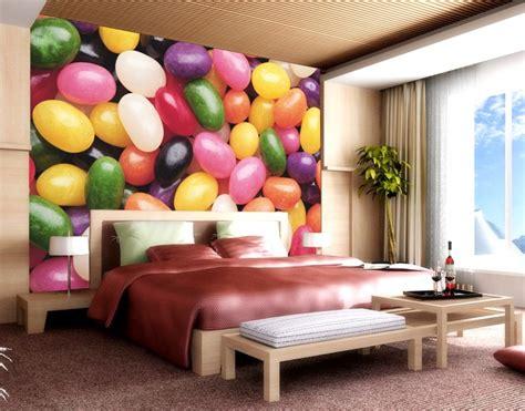 rainbow wallpaper for room aliexpress buy custom 3d photo mordern fancy rainbow sugar design 3d wallpaper use living
