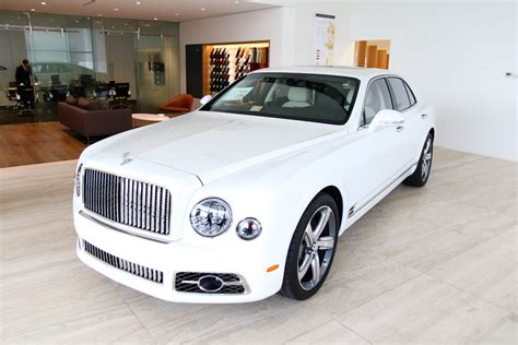 white bentley mulsanne 2017 bentley mulsanne speed stock 7nc002893 for sale