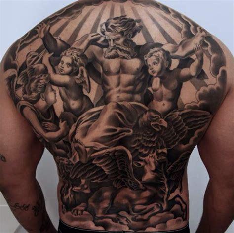 full back tattoo 31 breathtaking full back tattoo designs tattooblend